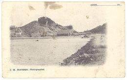 Cpa Afrique, Aden - Coutinho, Photographer - Cartes Postales