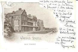 Royaume-Uni - Angleterre - Suffolk - Lowestoft - Grand Hotel - Lowestoft