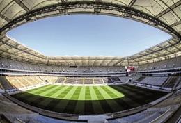 FIFA World Cup Russia 2018 - Rostov Arena Stadium Postcard - Size: 15x10 Cm. Apr. - Fútbol