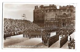 H.R.H. The Duke Of Edinburgh At The Opening Ceremony Of The Sixth Edinburgh International Festivak 1952 - Scotland