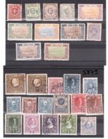 Monténégro - Lot De Timbres Anciens - Collections (sans Albums)