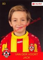 Jack Van Der Voort 80 Voetbalclub KSK Schilde - Altri