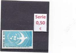 Níger  -  Serie Completa Nueva**  -  6/7020 - Níger (1960-...)