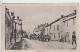 1 Cpa Hauvine - France