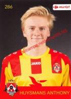 Anthony Huysmans 286 Voetbalclub KSK Schilde - Adesivi