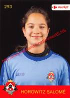 Salome Horowitz 293 Voetbalclub KSK Schilde - Stickers