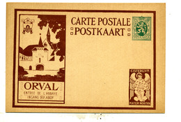 Belgique Orval Avec Ange Neuve - Enteros Postales