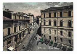 CATANZARO - CORSO MAZZINI - VIAGGIATA FG - Catanzaro