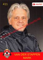 Mark Van Der Stappen 411 Voetbalclub KSK Schilde - Vignettes Autocollantes
