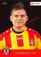Jan Van Bragt 423 Voetbalclub KSK Schilde - Vignettes Autocollantes