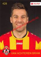 Bram Van Achteren 428 Voetbalclub KSK Schilde - Vignettes Autocollantes