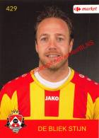 Stijn De Bliek 429 Voetbalclub KSK Schilde - Vignettes Autocollantes