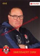 Dirk Smessaert 444 Voetbalclub KSK Schilde - Vignettes Autocollantes