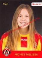 Melissa Michez 450 Voetbalclub KSK Schilde - Vignettes Autocollantes