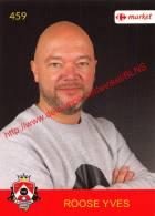 Yves Roose 459 Voetbalclub KSK Schilde - Vignettes Autocollantes