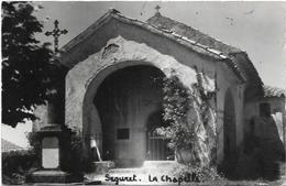 84. SEGURET.  LA CHAPELLE - Other Municipalities