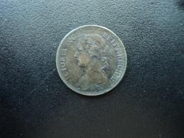 ROYAUME UNI : 1 FARTHING  1879   KM 753 *    TTB / TTB+ - B. 1 Farthing