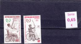 Níger  -  Serie Completa Nueva**    (Deportes Olimpiadas - Olympics Sports)-  6/7055 - Níger (1960-...)