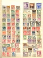 Spanien  Postfrische Und Gestempelte Sammlung Auf 10  Seiten, Gute Erhaltung - Spanien