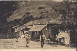 Einkehrhaus, Rama Prozor, Han Na Testi éditions Léon Finzi, Sarajevo, Maison Village Et Famille De Rama Prozor - Bosnië En Herzegovina