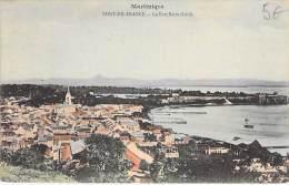 ANTILLES FRANCAISES - MARTINIQUE - FORT DE FRANCE : Le Fort Saint Louis - CPA - CARAÏBES Caribbean - Fort De France