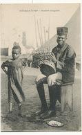 Tirailleur Senegalais Musicien Joueur De Cora - Sénégal