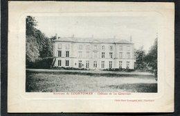 CPA - Environs De COURTOMER - Château De La Genevraie - Courtomer