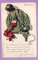 Illustrata Mauzan - Militare - Mauzan, L.A.