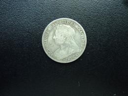 ROYAUME UNI : 6 PENCE  1894   KM 779    TB - 1816-1901 : Frappes XIX° S.