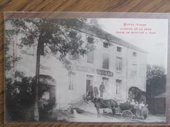 Etival ; L Hotel De La Gare ; Route De St Die A Raon - Etival Clairefontaine