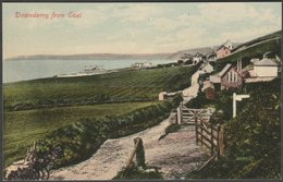 Downderry From East, Cornwall, C.1905 - Valentine's Postcard - England