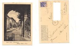 M6286 Toscana MONSUMMANO TERME GROTTA GIUSTI PISTOIA 1950 Annullo Agenzia Viaggiata - Italia