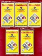CHALLENGER 5 JEUX 7-9 ANS TEST N°1 à 5 ANNÉES 1992 BIBENDUM MICHELIN MANGO MAGNARD JEUNESSE - NOTRE SITE Serbon63 - Group Games, Parlour Games