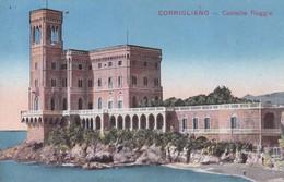 Postcard Cornigliano Castello Raggio [ Genova ] My Ref  B12286 - Genova (Genoa)
