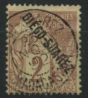 Diégo-Suarez (1892) N 14 (o) - Diégo-Suarez (1890-1898)