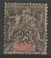 Diégo-Suarez (1892) N 32 (o) - Diego-suarez (1890-1898)