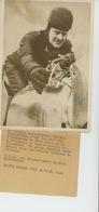 PHOTOS ORIGINALES -1938 - SPORT - MOTO - Mort Du Coureur Motocycliste Anglais FERNIHOUGH -  Cliché FRANCE PRESSE - Sports