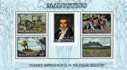 Ref. 104454 * NEW *  - MAURITIUS . 1969. SUGAR INDUSTRY. INDUSTRIA DEL AZUCAR - Mauritius (1968-...)