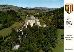 Burg Alt-Pernstein - Micheldorf (58690) - Unclassified