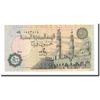 Billet, Égypte, 50 Piastres, 1985-1994, KM:58b, SUP - Egypte