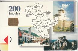 BOSNIA - Tuzla(200 Units), Used - Bosnia