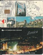 BOSNIA - Zenica(50 Units), Used - Bosnia