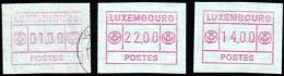 ATM-331- Vignettes D'affranchissement, ATM, Frama - Viñetas De Franqueo
