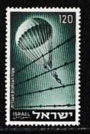 ISRAEL, 1955, Mint Never Hinged Stamp(s), Mobilisation,  SG 102, Scan 17025,  No Tabs - Israel