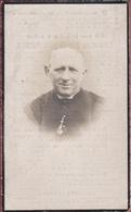 Aloysius Peeters Priester Pastoor Lichtaert Beersel Merxem Antwerpen Sint-Paulus Vilvoorde Doodsprentje Image Mortuaire - Devotieprenten