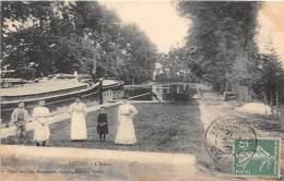 51 - MARNE / Thuisy - 515828 - L'écluse - Beau Cliché Animé - France
