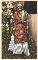 CARAÏBES Caribbean - TRINIDAD : Indian Woman - CPA Colorisée - Antilles Karibik Caribe Caraibi ) - Trinidad