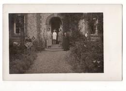 Cpa Carte Photo Petites Dalles Villa Alice - Autres Communes