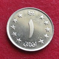 Afghanistan 1 Afghani 1961 / 1340 KM# 953 Afeganistão Afganistão Afganistan - Afghanistan