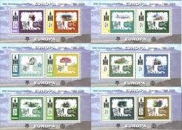Ref. 191703 * NEW *  - MONGOLIA . 2006. 50th ANNIVERSARY OF EUROPA STAMP EMISSION. CINCUENTENARIO DE LA EMISION DE SELLO - Mongolia